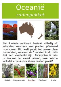 Oceania seed package